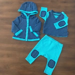 Infant Patagonia Outfit
